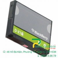 Pin Blackberry 9500, 9650, 9530, 9520, 9550, 9630 D-X1 Chính Hãng Original Battery New