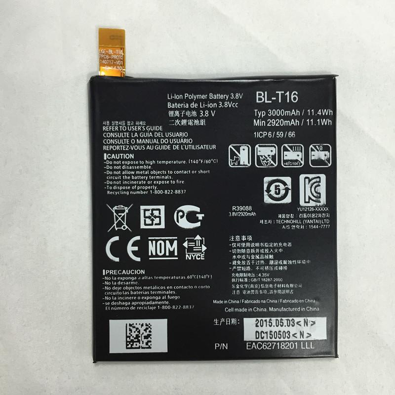 Thay Pin LG G Flex 2 II H950 LS996 US995 BL-T16 Chính Hãng