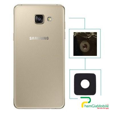 Thay Mặt Kính Camera Sau Samsung Galaxy A7 2017 Chính Hãng