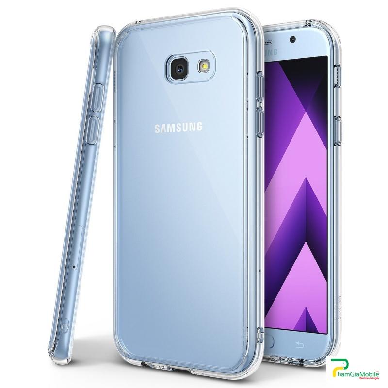 Thay Ép Kính Màn Hình Cảm Ứng Samsung Galaxy A5 2018 Nguyên Bộ