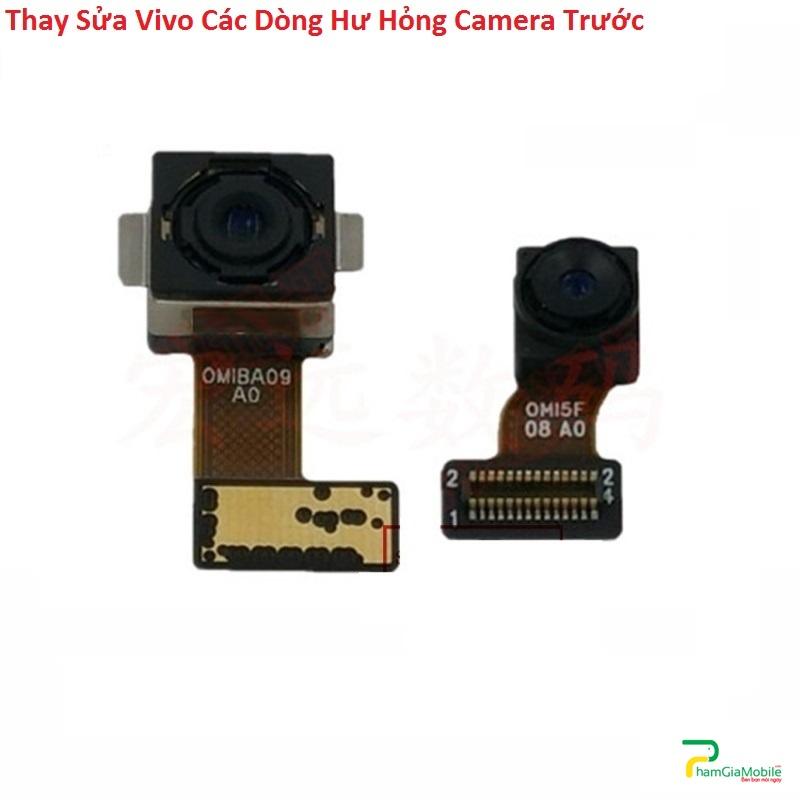 Thay Sửa Vivo Y11 Hư Hỏng Camera Trước Chính Hãng